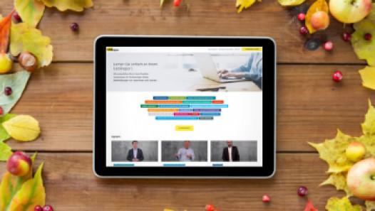 NEU: Unsere VWA digital Webseite