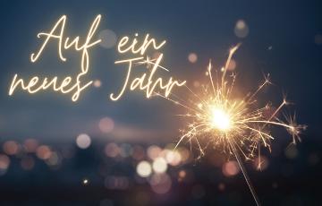 Rückblick 2020 - Auf ein neues Jahr!